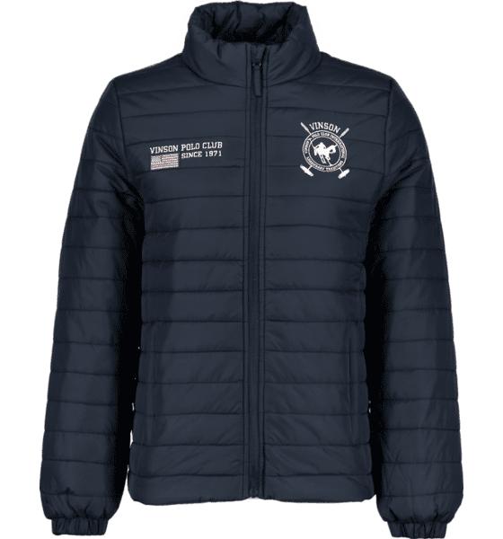 Vinson Polo Club So Figo Jkt M Takit DARK SAPPHIRE (Sizes: L)