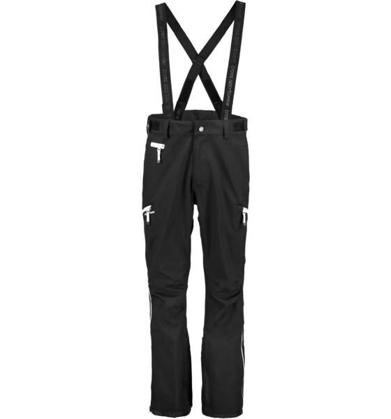 Cross Sportswear So Cortina Pant M Housut & shortsit BLACK (Sizes: XL)