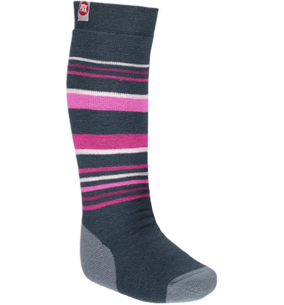 Image of Pax So Ski Sock Kid 1p Treeni PINK (Sizes: 22-24)