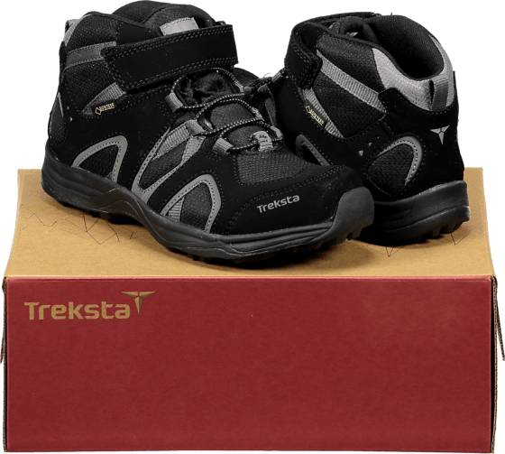 Image of Treksta So Sage Gtx Jr Varsikengät & saappaat BLACK/GREY (Sizes: 31)
