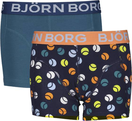 Image of Björn Borg So 2p Bb Boxer Jr Alusvaatteet NAVY/PEACOAT (Sizes: 146-152)