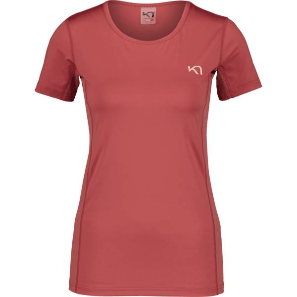 Kari Traa So Kt Traini Tee W Treeni ROUGE (Sizes: XL)