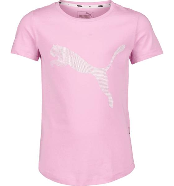 Puma So Graphic Tee G Jr T-paidat & topit PINK 2 (Sizes: 164)