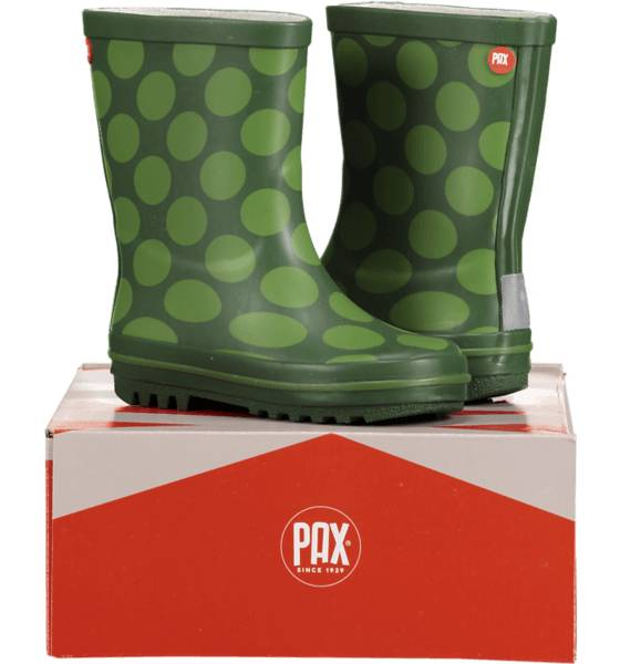 Image of Pax So Boll Jr Varsikengät & saappaat DARK GREEN/LIGHT G (Sizes: 27)