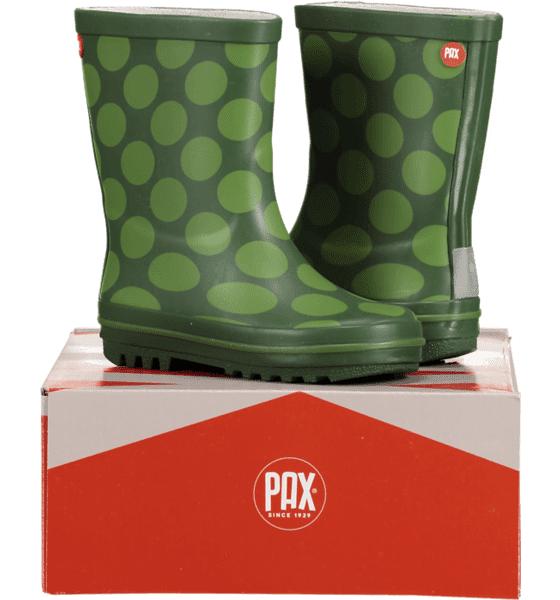 Image of Pax So Boll Jr Varsikengät & saappaat DARK GREEN/LIGHT G (Sizes: 27)