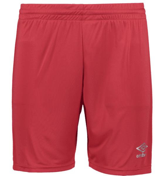 Umbro So Score Shorts U Shortsit RED (Sizes: M)