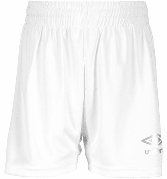 Umbro So Score Shorts Jr Treeni WHITE  - WHITE - Size: 116