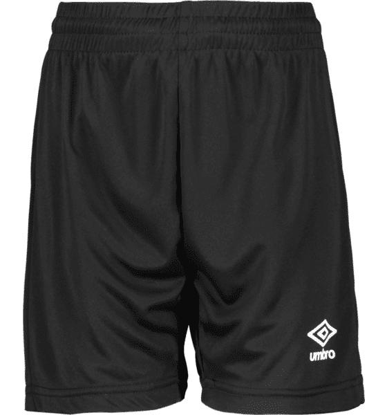 Umbro So Score Shorts Jr Treeni BLACK  - BLACK - Size: 116