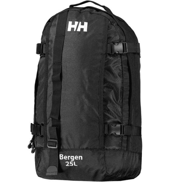 Helly Hansen So Bergen Hiker 25l Outdoor BLACK/BLACK (Sizes: One size)