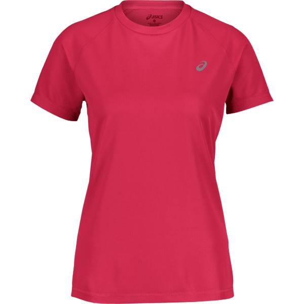 Asics So Sport R Tee W F Treeni COSMO PINK  - COSMO PINK - Size: Extra Small