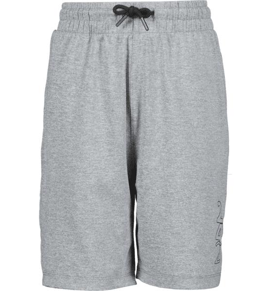 Image of 242 So Gym Shorts B Jr Treeni GREY MEL (Sizes: 122-128)