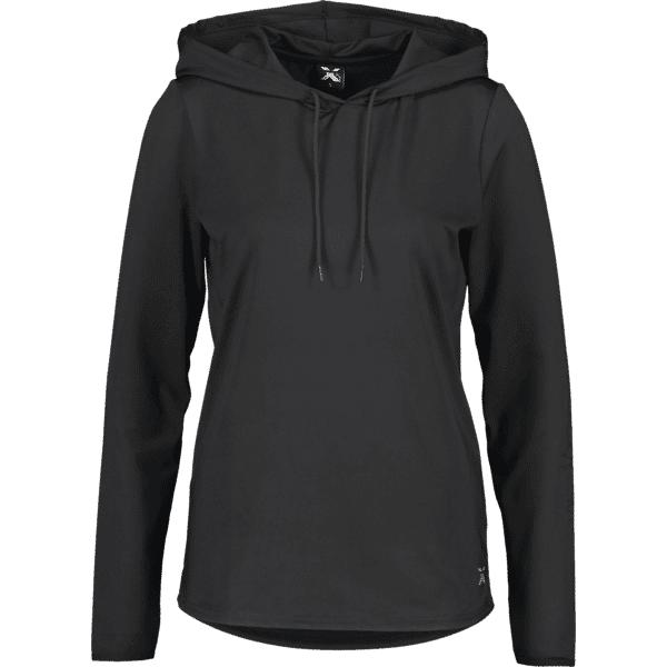 Image of X Ttl So X Gym Hood W Treeni BLACK  - BLACK - Size: Small