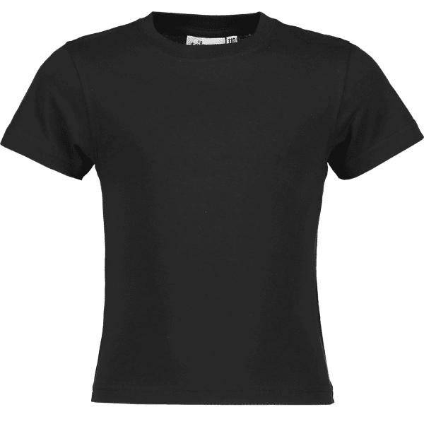 Tribute So Basic Tee Jr T-paidat & topit BLACK (Sizes: 160)