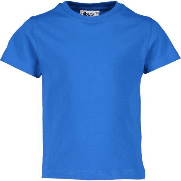 Tribute So Basic Tee Jr T-paidat & topit BLUE  - BLUE - Size: 110