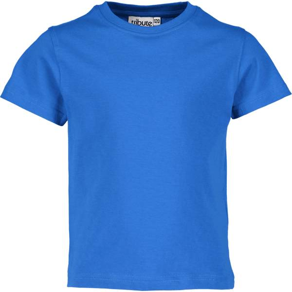 Tribute So Basic Tee Jr T-paidat & topit BLUE (Sizes: 110)