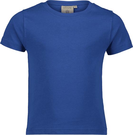 Tribute So Basic Tee Jr T-paidat & topit DARK BLUE  - DARK BLUE - Size: 80