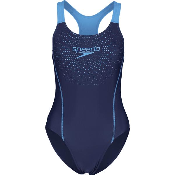 Speedo So Gala Logo S W Bikinit & Uimapuvut NAVY /WINSDOR BLUE (Sizes: 42)