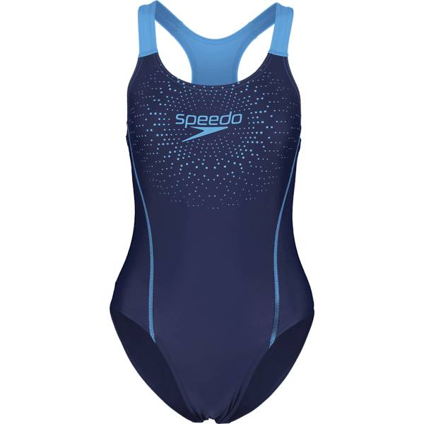 Speedo So Gala Logo S W Bikinit & Uimapuvut NAVY /WINSDOR BLUE (Sizes: 36)