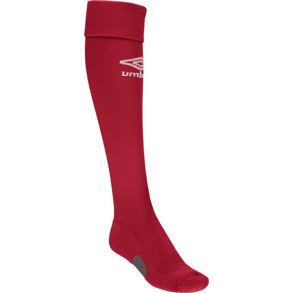 Umbro So Score Fb Sock U Jalkapallo RED  - RED - Size: 45-48
