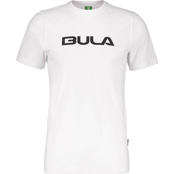 Image of Bula So Daily B Tee M T-paidat WHITE  - WHITE - Size: Medium