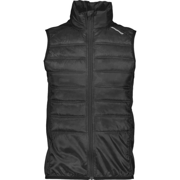 Image of Karhu So Hybrid Run Vest M Takit BLACK AOP - BLACK AOP - Size: Small