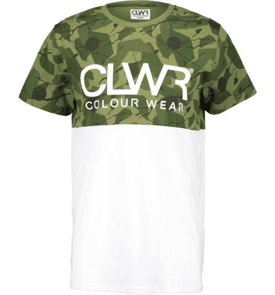 Colour Wear So Horizon Tee M T-paidat IVY WOOD (Sizes: L)