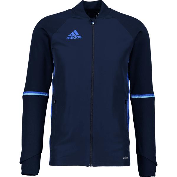 Image of Adidas So Con16 Trg Jkt M Treeni CONAVY/BLUE  - CONAVY/BLUE - Size: Small