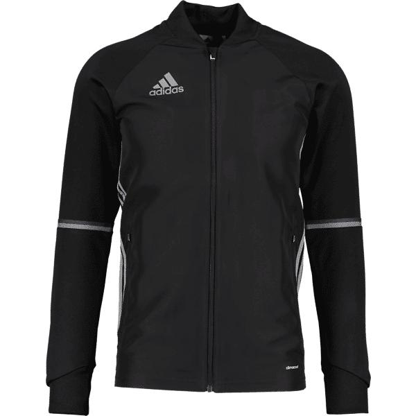 Image of Adidas So Con16 Trg Jkt M Treeni BLACK/VISGRE (Sizes: XS)