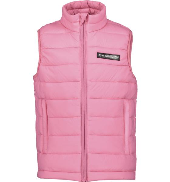 Cross Sportswear So Light Vest Jr Takit AURORA PINK (Sizes: 160)