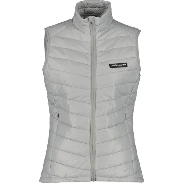 Cross Sportswear So Light Vest W Takit HIGH RISE GREY (Sizes: XL)