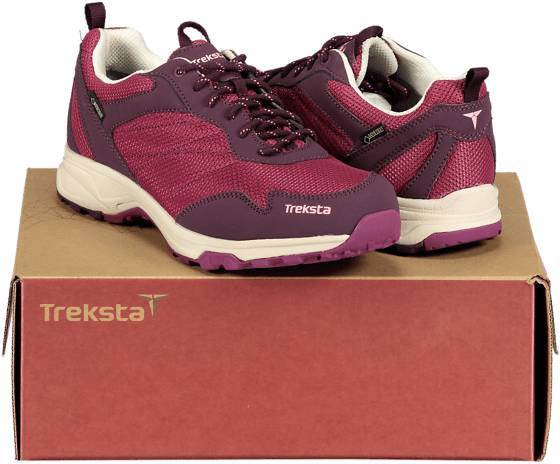 Image of Treksta So Star 101 Gtx U Varsikengät & saappaat BURGUNDI (Sizes: 36)