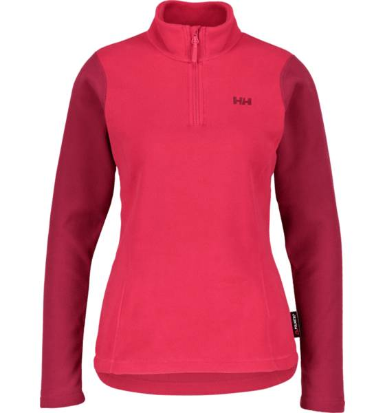 Helly Hansen So D.break 1/2 Z W Fleecet PERSIAN RED  - PERSIAN RED - Size: Extra Small