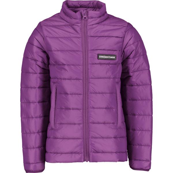 Image of Cross Sportswear So Light Jacket Jr Takit DARK FUCHSIA (Sizes: 158-164)