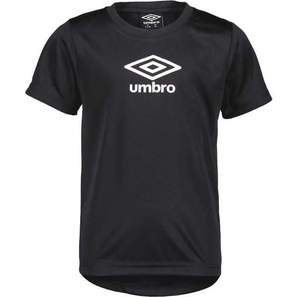 Umbro So Score Tee Jr Treeni BLACK/WHITE  - BLACK/WHITE - Size: 116