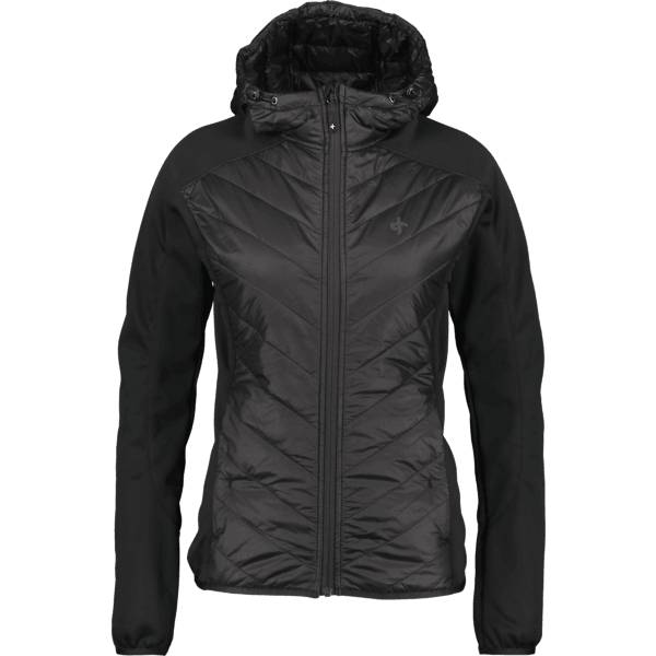 Cross Sportswear So Hybrid Jacket W Yläosat BLACK (Sizes: L)
