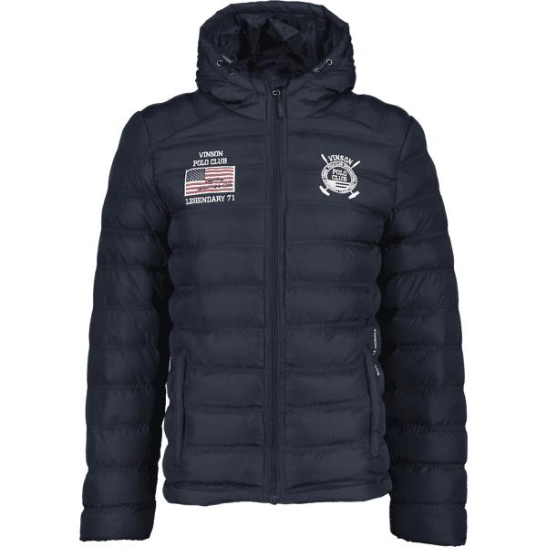 Vinson Polo Club So Jamie Jkt M Takit DARK SAPPHIRE (Sizes: L)