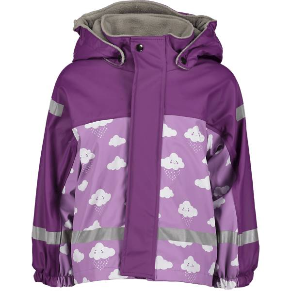 Image of Pax So Pu Lined Jacket Jr Sadevaatteet PURPLE CLOUD (Sizes: 74-80)