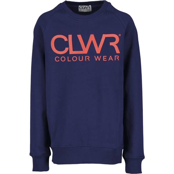 Colour Wear So Clwr Crew Jr Yläosat NAVY (Sizes: 150)