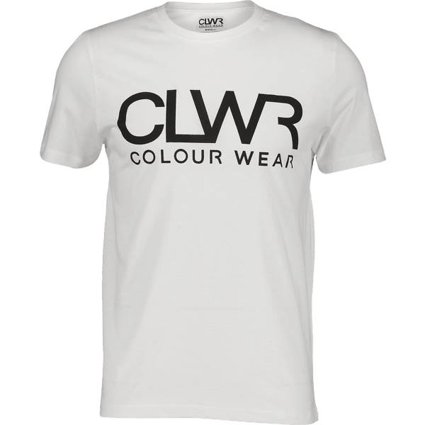 Colour Wear So Clwr Tee M T-paidat WHITE (Sizes: XL)