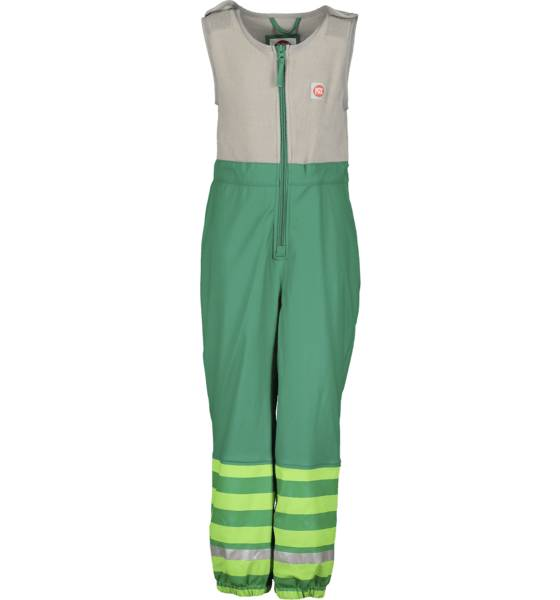 Image of Pax So Pu Lined Pant Jr Sadevaatteet GREEN STRIPE (Sizes: 86-92)