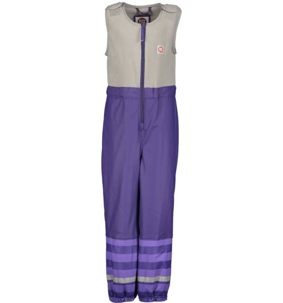 Image of Pax So Pu Lined Pant Jr Sadevaatteet VIOLET STRIPE (Sizes: 74-80)
