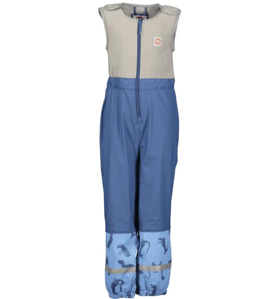 Image of Pax So Pu Lined Pant Jr Sadevaatteet BLUE DINOSAUR (Sizes: 74-80)