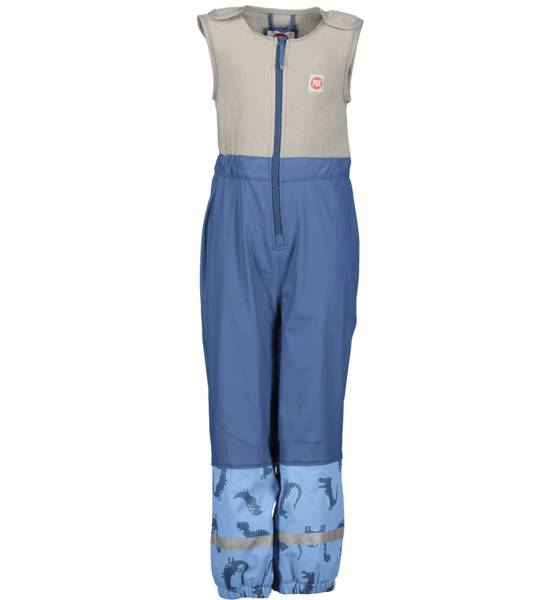 Image of Pax So Pu Lined Pant Jr Sadevaatteet BLUE DINOSAUR (Sizes: 98-104)