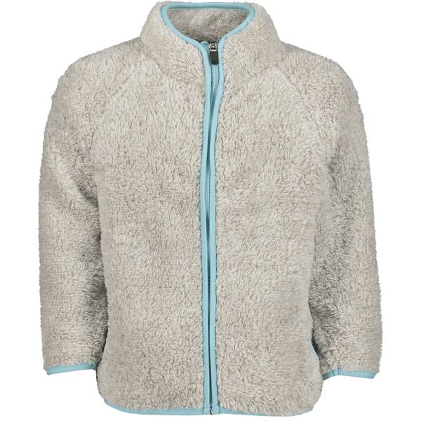 Image of Pax So Pile Fleece Inf Jr Yläosat DK GREY MEL/BLUE (Sizes: 86-92)