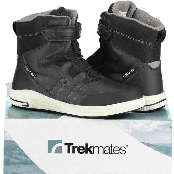 Image of Trekmates So Trizzler Jr Varsikengät & saappaat BLACK/GREY (Sizes: 27)