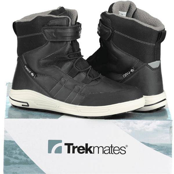 Image of Trekmates So Trizzler Jr Varsikengät & saappaat BLACK/GREY (Sizes: 27)