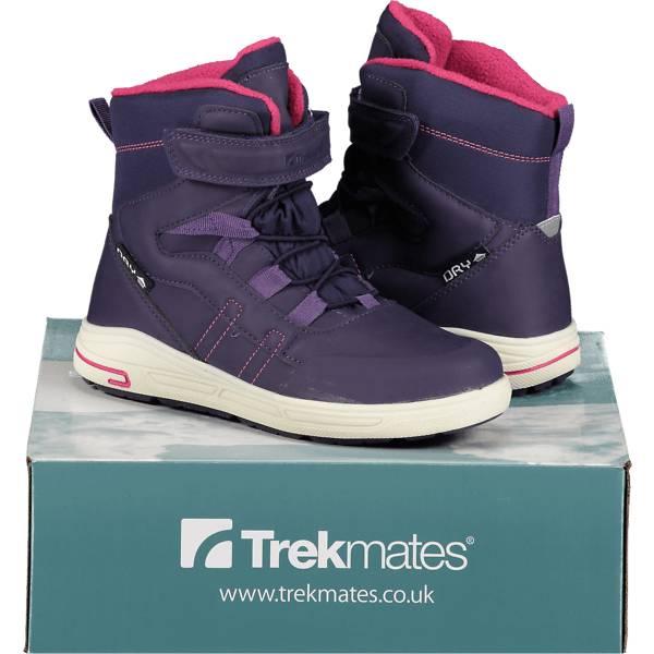 Image of Trekmates So Trizzler Jr Varsikengät & saappaat LILAC/PINK (Sizes: 25)