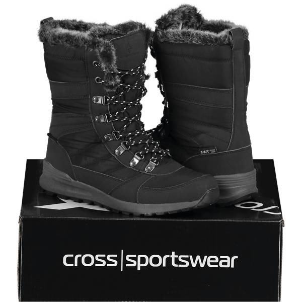 Cross Sportswear So Bergen Ii W Varsikengät & saappaat BLACK (Sizes: 39)