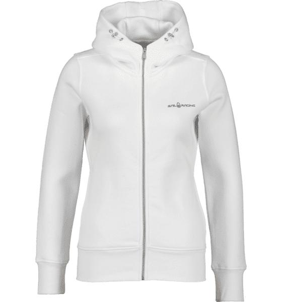 Sail Racing So Gale Zip Hood W Yläosat WHITE (Sizes: M)