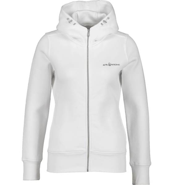 Sail Racing So Gale Zip Hood W Yläosat WHITE (Sizes: M)